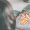 子どもに絵本を読む時