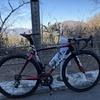 【ロードバイク】外練: 団子未遂練 112km