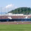 フェニックスリーグ開幕!行ってきました南郷。推定観客50人でも一球一打,野球に集中。
