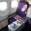 チャンギ空港SATSプレミアラウンジと中国国際航空ビジネスクラス搭乗記(シンガポール弾丸旅行4)