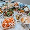 ゆるベジ&パルのクリスマス♪感謝祭に行ってきました!野菜と気づかない料理に感動