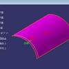 方向反転判断しながら平行曲線作成