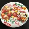 カップヌードル チリトマトヌードル 白い謎肉