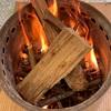正しい粉ふき炭火の調理法