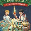 Magic Tree House #3 Mummies in the Morning【英語多読】