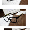 トレンド盛り眼鏡 平 レンズ個性的もの