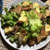 【魚の骨をカリカリにする方法とは?】サラダで食べるカレイの唐揚げ