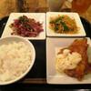 ふたたび、美食ランチ@PARIYA青山