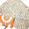 丸フラップのクラッチバッグ/ポーチの編み方