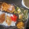 [19/12/26]「琉花」の「小松菜豆腐のそぼろ炒め(日替わり弁当)」 300円 #LocalGuides
