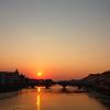 南ヨーロッパの旅で「黄昏時に物思う 旅先で見る素晴らしい夕景」