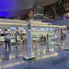 往路:JAL JL35 羽田〜シンガポール ビジネス