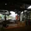 出雲と松江のたび (4) 一畑電車で出雲大社前から松江しん湖温泉まで