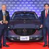 MAZDA CX-30が「タイランド・カー・オブ・ザ・イヤー2020」を受賞。