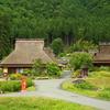 京都美山町 かやぶきの里に行ってみた