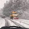 雪国の除雪の技術ってホントにスゴイと思う(長野県大町市・白馬村)