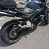 【バイク用】レッグバッグ(AVILEX EAGLEレッグバッグ AVX348)買いました