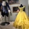 美女と野獣の衣装が展示してあるウォルトディズニーアーカイブ展に行き、またディズニーランドに行きたくなった!