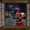 サンタクロース目撃情報