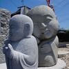 武生の宝円寺に石像を見に行く