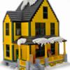 サポーター10,000人達成! レゴ アイデア「The Lego Christmas Story House(レゴ クリスマス・ストーリー・ハウス)」