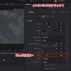 DaVinci Resolveで映像の透明度を変える方法