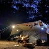 ソロキャンプで焚き火を楽しむソロテント決定版は?