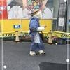 名古屋人はシロクマが歩いていても動じない。