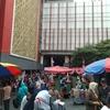 Pasar Tanah Abangに行きました。