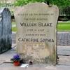 ウィリアム・ブレイク 没後191年にして初めて正式な墓石が設置される