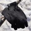 雪山登山のインナー手袋のオススメ〜スマートウールのライナーグローブレビュー〜