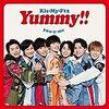 Kis-My-Ft2 7thアルバム『Yummy!!』を聴く。