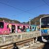 わざわざ乗りに行く価値あり!カラフルな富士急行線の普通列車たち