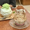 【中崎町・かき氷】人気店なのに並ばず食べられる『がるる氷』