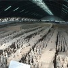 【西安】始皇帝陵兵馬俑博物院