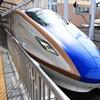 しなの鉄道新型車SR1系「軽井沢リゾート1号」初日