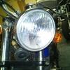 初心者でもわかるバイク整備! ホンダ エイプ50 ヘッドライトバルブ交換 編 LV1