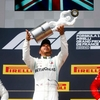 F1 フランスグランプリ 2019 決勝結果 ハミルトンが4連勝!