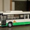 数量限定!奈良交通大型路線バスのオリジナルミニカーを発売。