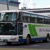 福山駅前でバス撮影 2020/1