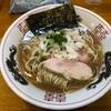 『麺屋 謝(いやび)』④「煮干そば+和え玉」青森県藤崎町