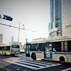★JR大阪駅 中央口前の横断歩道