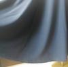 8枚接ぎのフレアースカート③