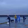 ランクC.ニシン釣場の確認/   今日の紋別港釣り情報