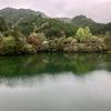 櫟野ダム(滋賀県甲賀)
