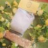 インド発のハーブ「ホーリーバジル」を使った玄米カイロ♪