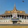 カンボジア6日目〜プノンペンのイオンとナイトマーケット〜 世界一周259日目★
