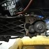 ライブDIO ZX (ブレーキ修理) つづき