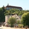 ドイツのど真ん中で古城巡り 9  ヘルツベルク城