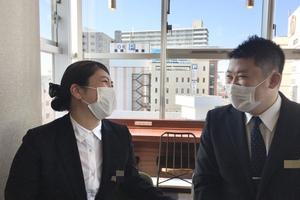 KAKOGAWA!|スーパーホテル支配人への第一歩、研修風景をご紹介